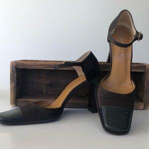 Gucci Strap Heels